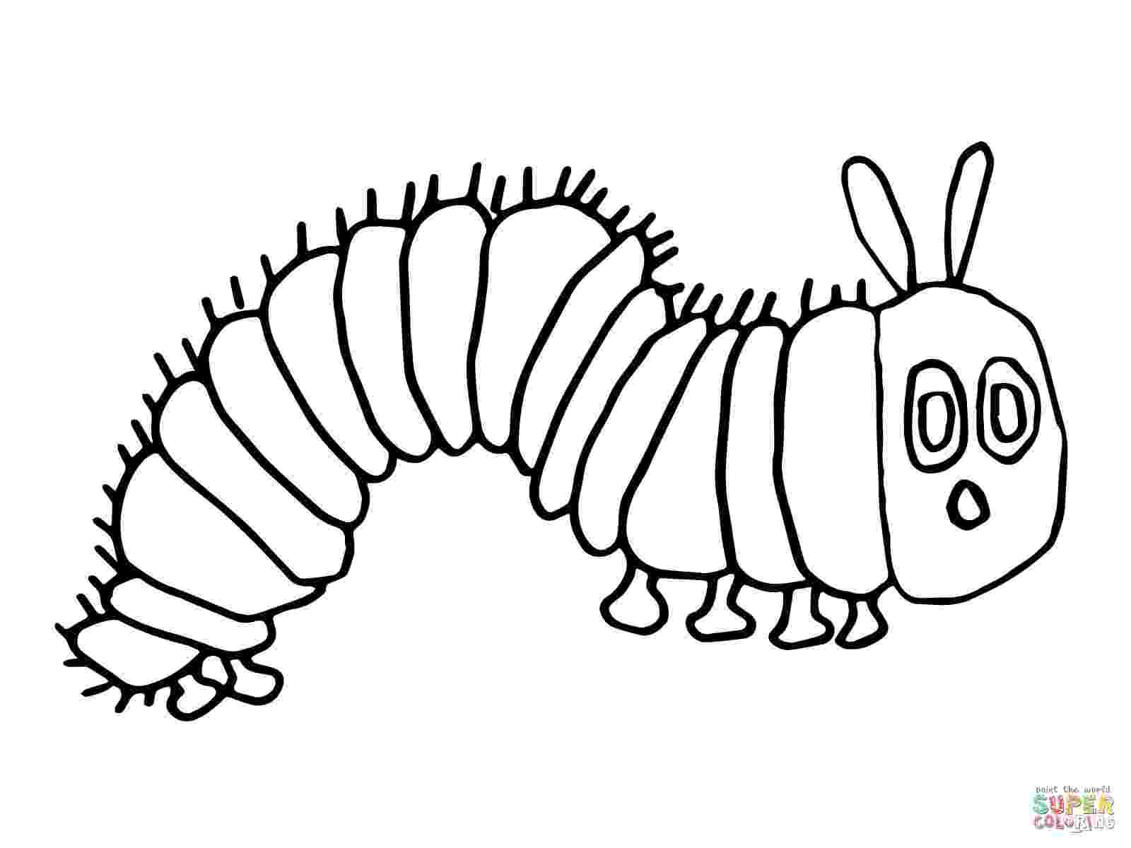 very hungry caterpillar coloring page very hungry caterpillar coloring pages to download and page coloring very hungry caterpillar