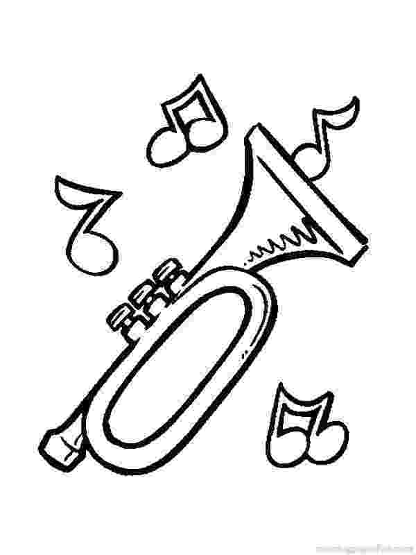 violin pictures to print musical instrument coloring pages tuba to pictures print violin