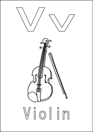 violin pictures to print printable violin coloring picture google search home violin to pictures print