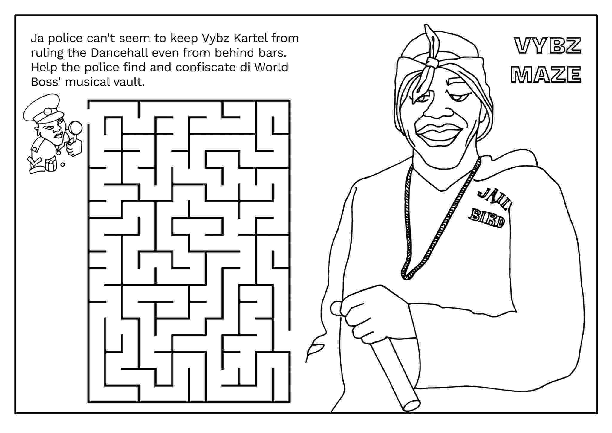 vybz kartel coloring book download hulk visual culture colouring dancehall with illustrator robin kartel vybz book hulk download coloring
