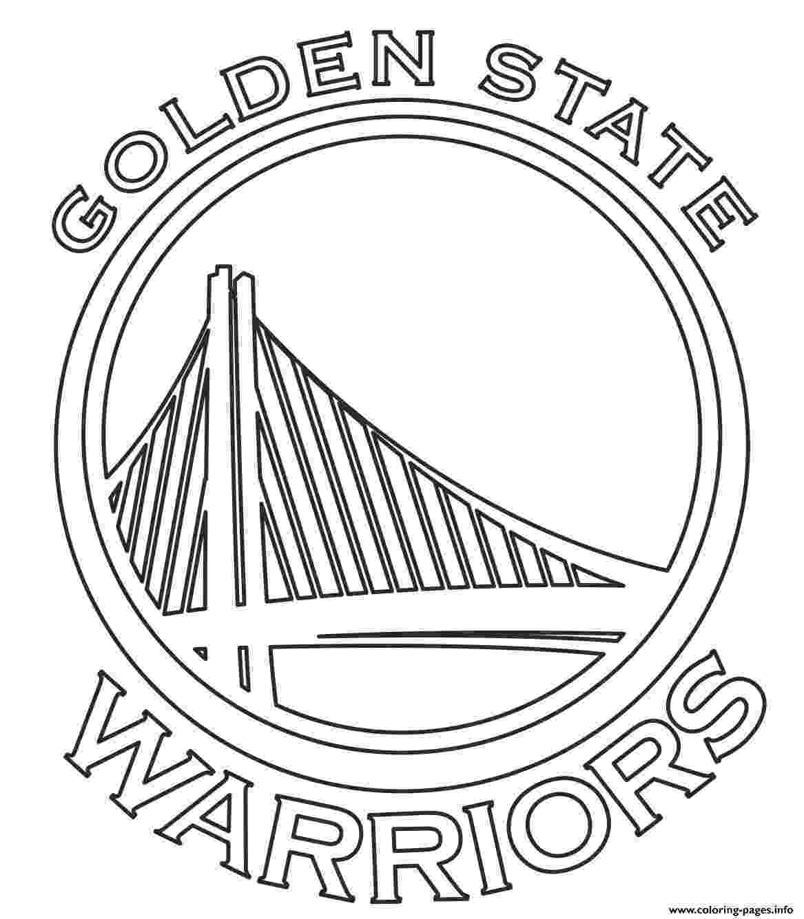 warriors coloring pages nba teams logo golden state warriors coloring pages printable coloring warriors pages