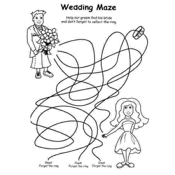 wedding coloring book activities becoming a wedding planner and photographer wedding activities wedding coloring book
