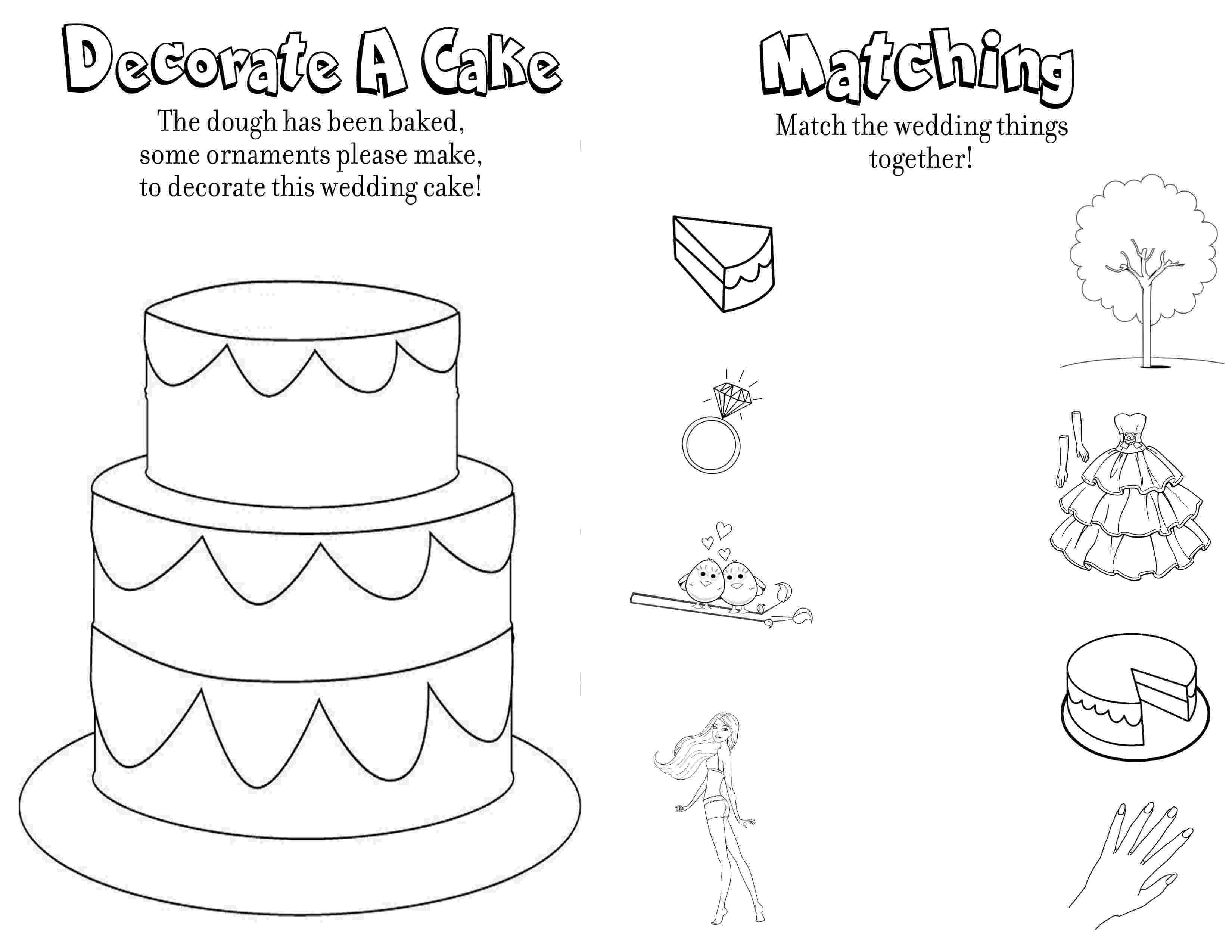 wedding coloring book activities can39t forget the kids weddingbee photo gallery wedding coloring book activities
