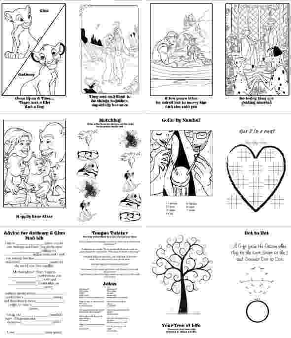 wedding coloring book activities wedding coloring book activities coloring wedding book activities