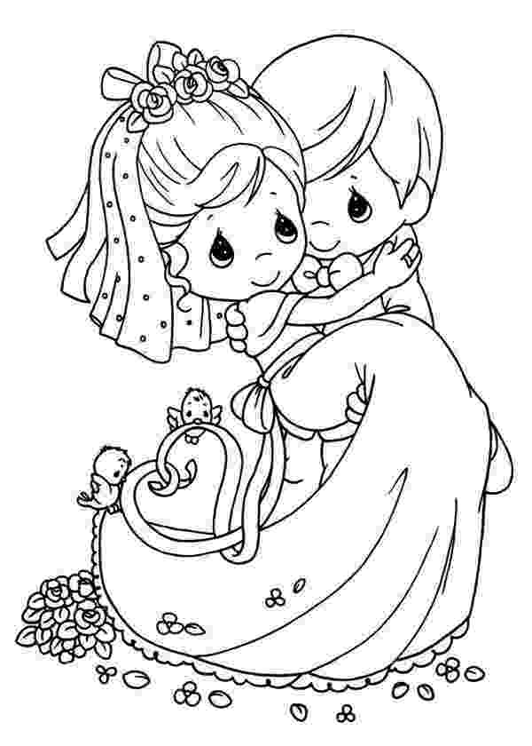 wedding coloring page 17 wedding coloring pages for kids who love to dream about page wedding coloring