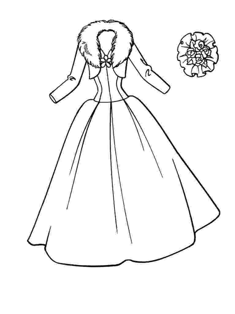 wedding dress coloring pages dress coloring pages bestofcoloringcom pages coloring dress wedding