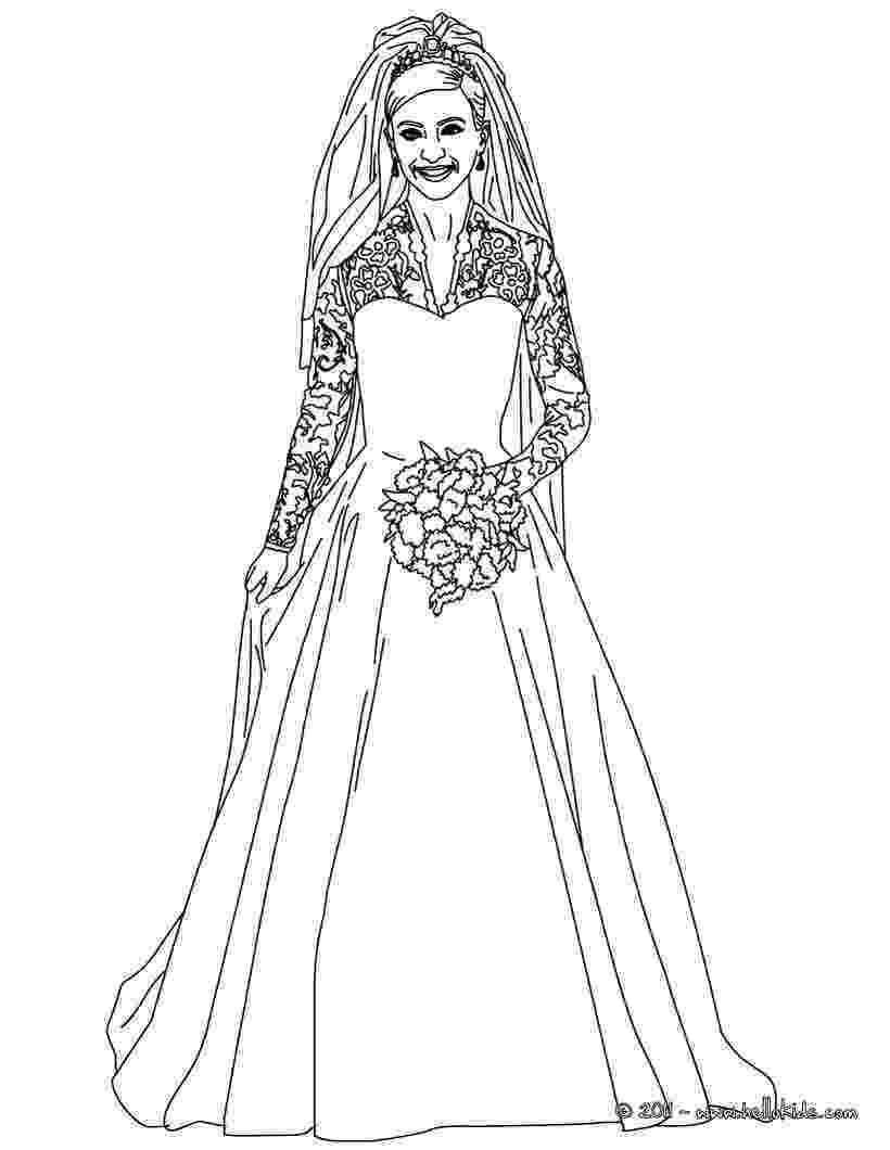 wedding dress coloring pages kate middleton39s royal wedding dress coloring pages wedding dress coloring pages