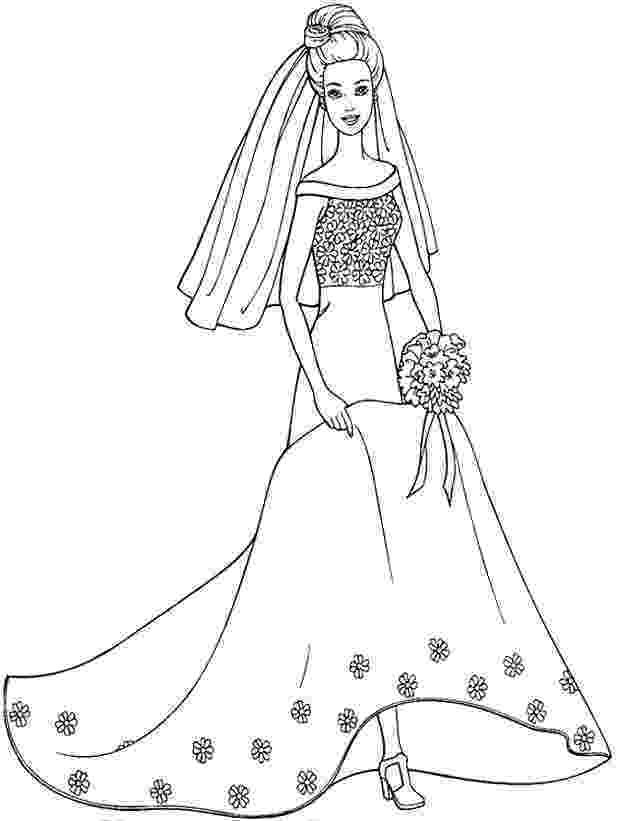 wedding dress coloring pages transmissionpress the wedding dresses princess coloring wedding coloring pages dress