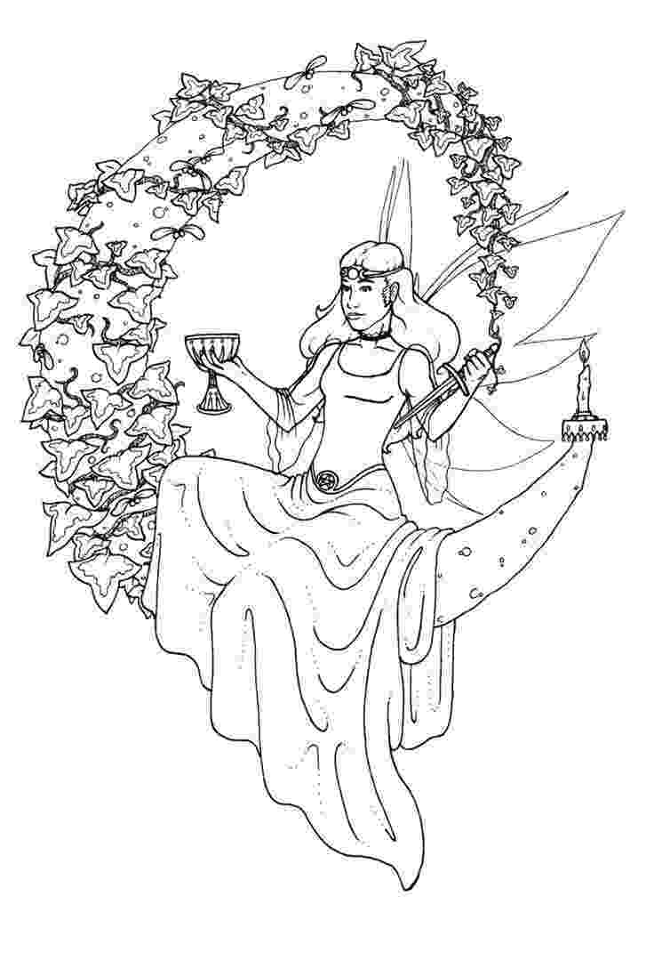 wiccan coloring pages detailed pagan coloring pages for adults or kids coloring wiccan pages