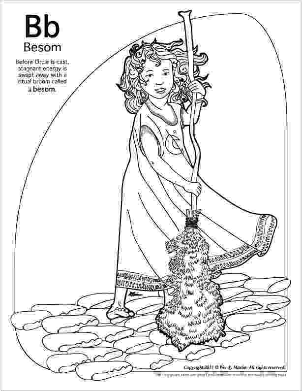wiccan coloring pages pagan archives pages wiccan coloring