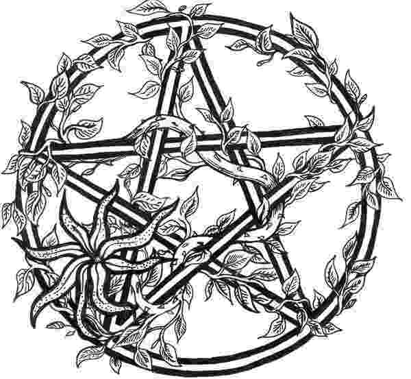 wiccan coloring pages pentacle drawing at getdrawingscom free for personal pages wiccan coloring