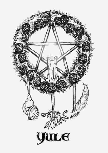 wiccan coloring pages printable pagan coloring pages yule coloring pages coloring pages wiccan