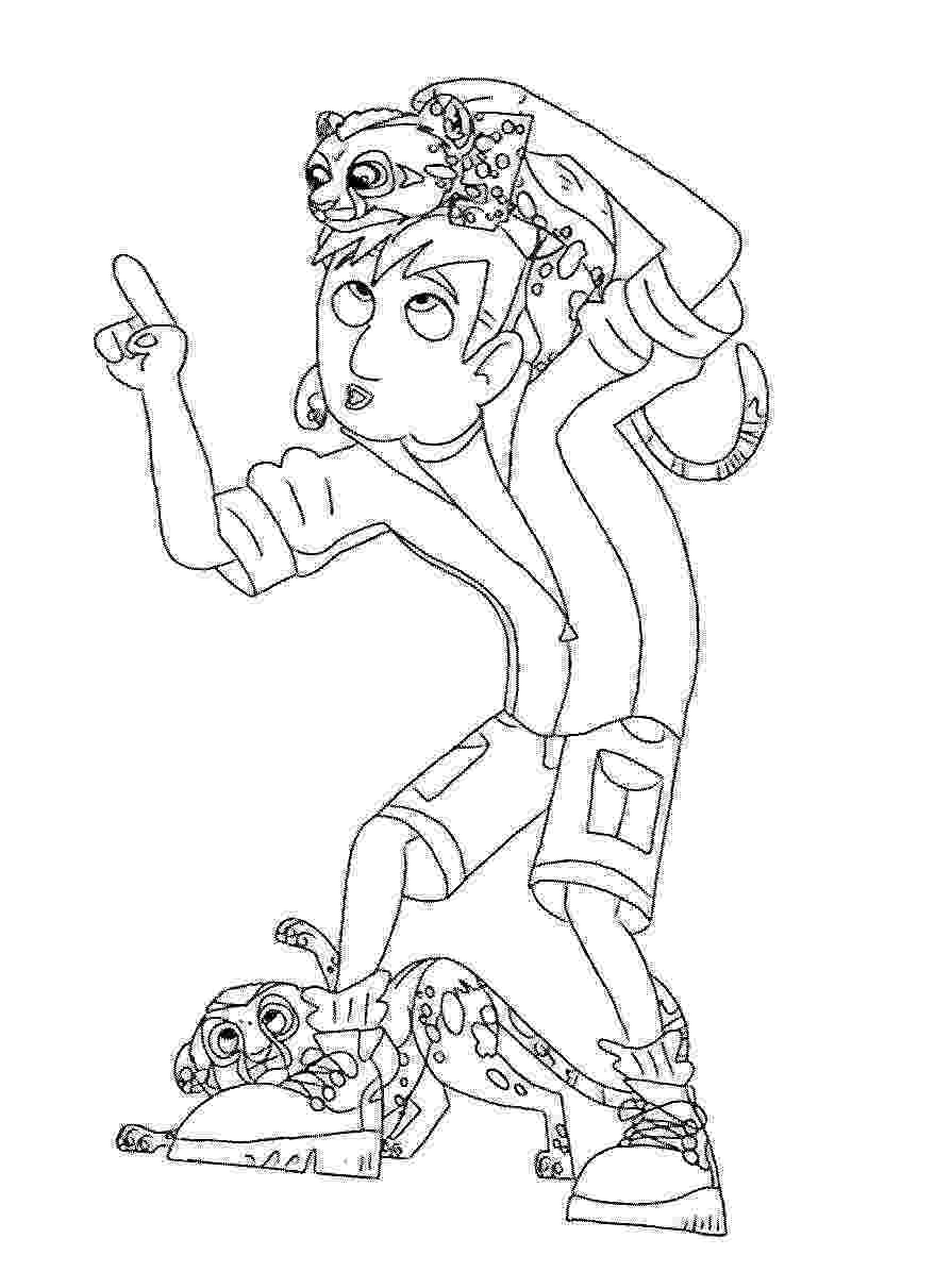 wild kratts coloring wild kratts coloring pages download and print for free kratts coloring wild