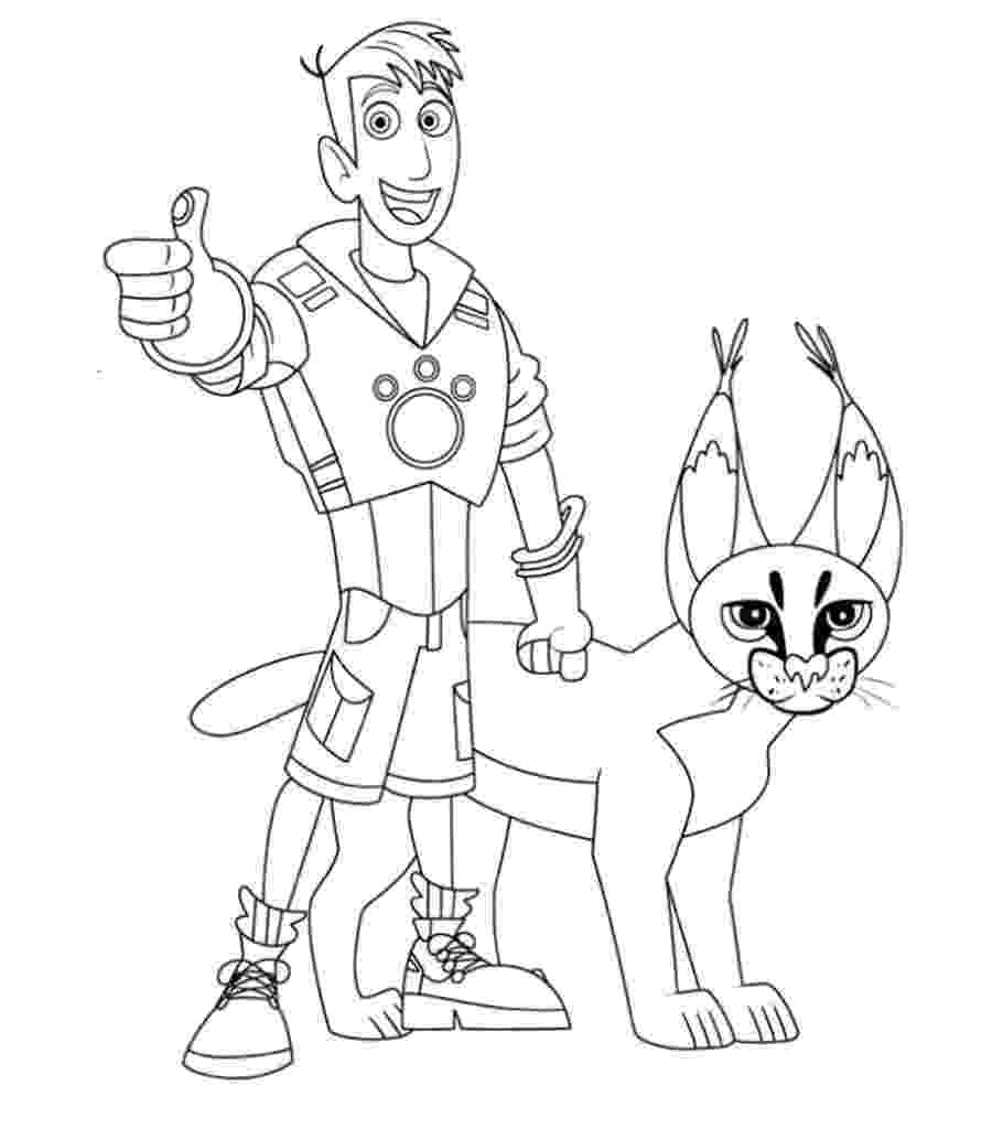 wild kratts pictures cute goat coloring page petting zoo coloring pages pictures kratts wild
