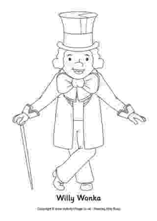 willy wonka coloring pages charlie bucket colouring page wonka pages willy coloring