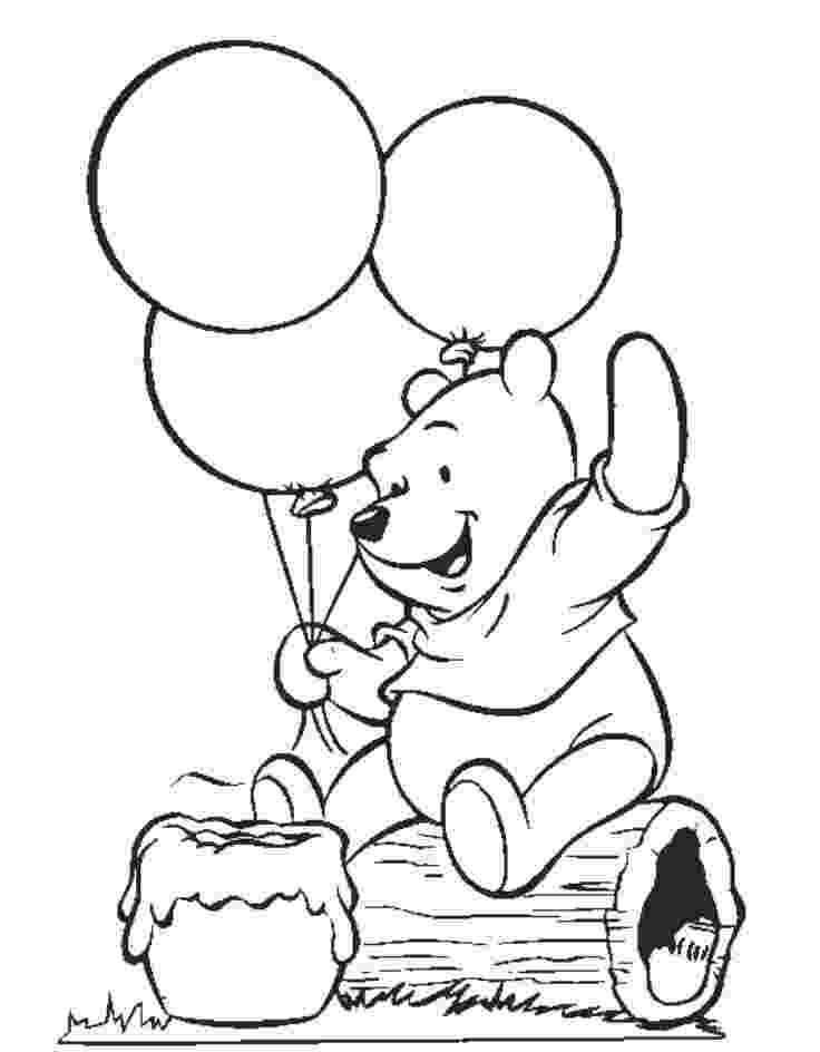 winnie pooh colouring pages free printable winnie the pooh coloring pages for kids colouring pages winnie pooh