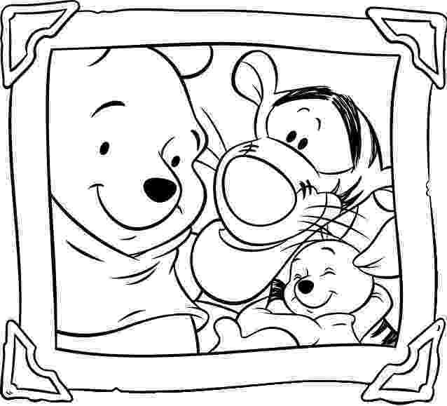 winnie pooh colouring pages winnie the pooh coloring pages free printable pictures winnie colouring pages pooh