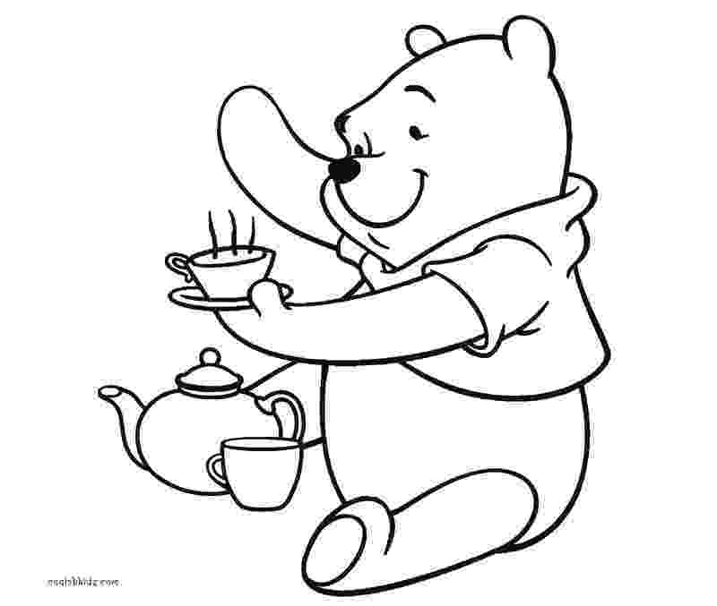 winnie the pooh colouring free printable winnie the pooh coloring pages for kids colouring winnie pooh the