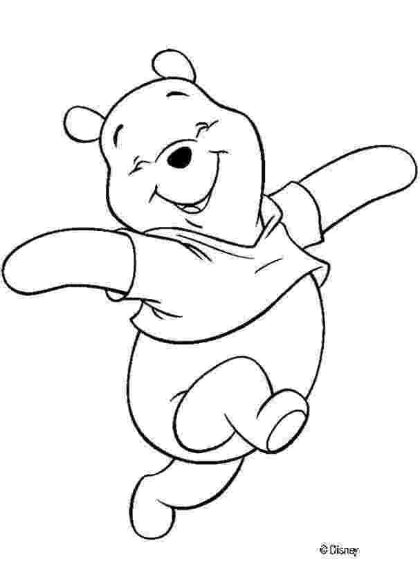 winnie the pooh colouring winnie the pooh coloring pages 14 coloring kids pooh the winnie colouring