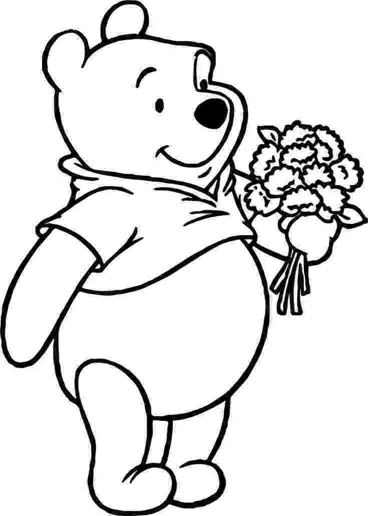 winnie the pooh colouring winnie the pooh coloring pages love coloring pages winnie colouring the pooh