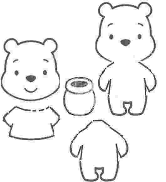 winnie the pooh template winnie the pooh coloring pages bing images coloring template the pooh winnie