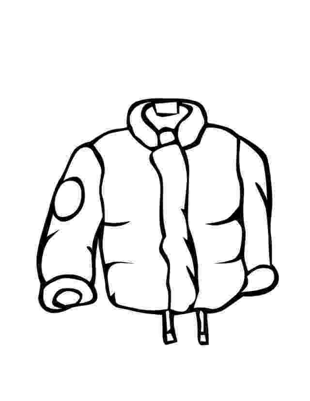 winter coat coloring page free cartoon coat download free clip art free clip art coloring winter page coat