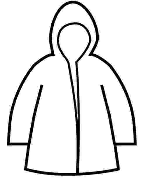 winter coat coloring page rain coat for girl coloring page coloring pages for coloring winter coat page