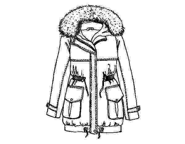 winter coat coloring page winter clothes coloring page free printable coloring pages page winter coat coloring