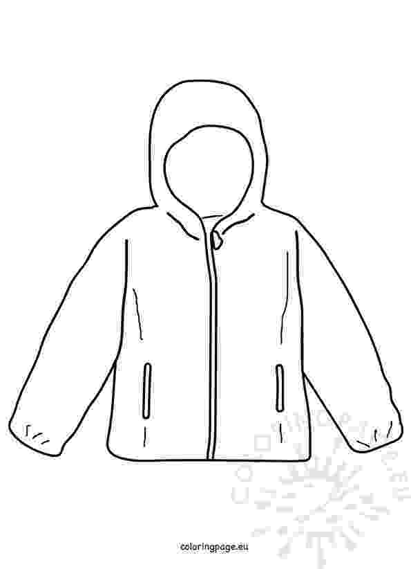 winter coat coloring page winter clothes coloring pages coloring home coat page winter coloring