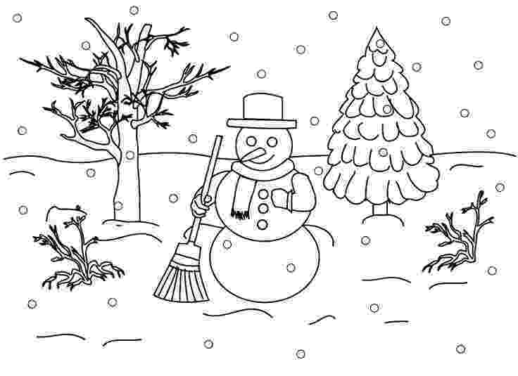 winter scene coloring pages 22 christmas coloring books to set the holiday mood pages coloring scene winter