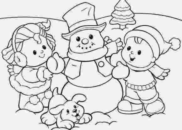 winter scene coloring pages winter scene coloring pages coloring scene pages winter