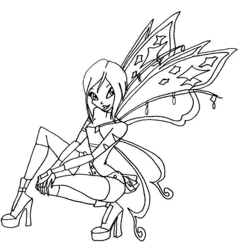 winx club bloom believix coloring pages believix musa coloring page free printable coloring pages coloring winx pages believix club bloom