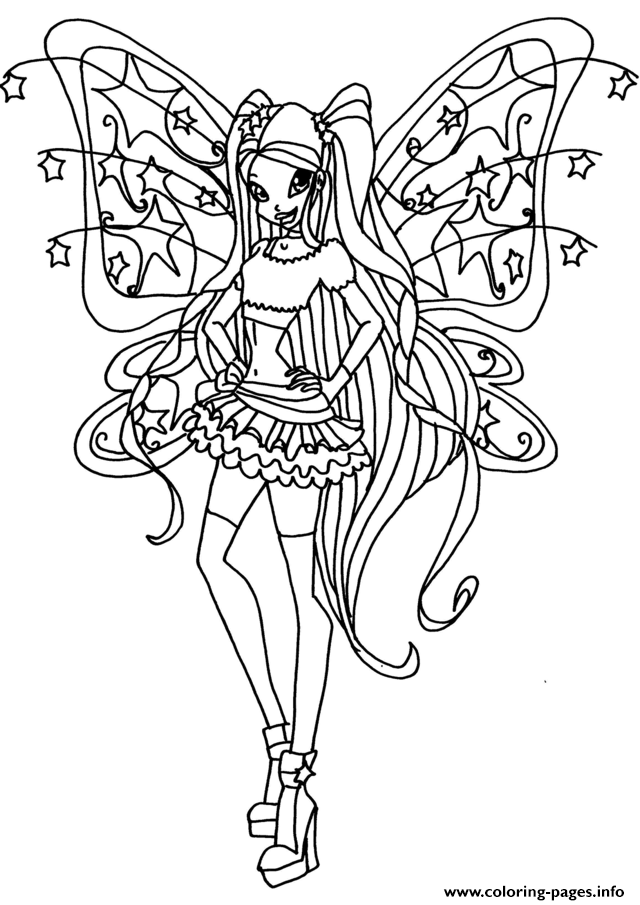 winx club bloom believix coloring pages coloriage winx flora believix club pages winx bloom coloring