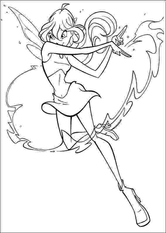 winx club bloom believix coloring pages free printable winx club coloring pages for kids pages coloring winx believix club bloom