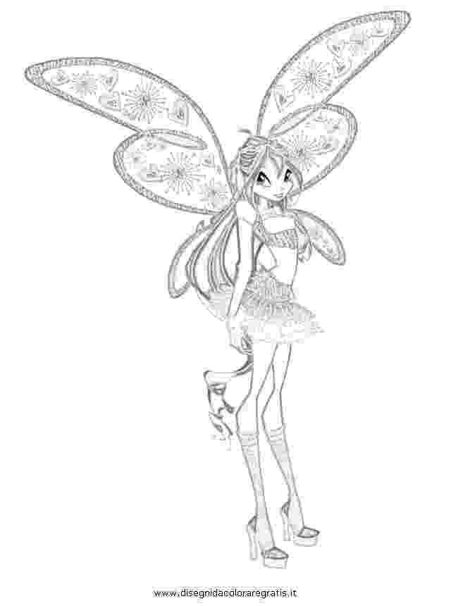 winx club bloom believix coloring pages free winx club bloom enchantix coloring pages download bloom winx club coloring believix pages