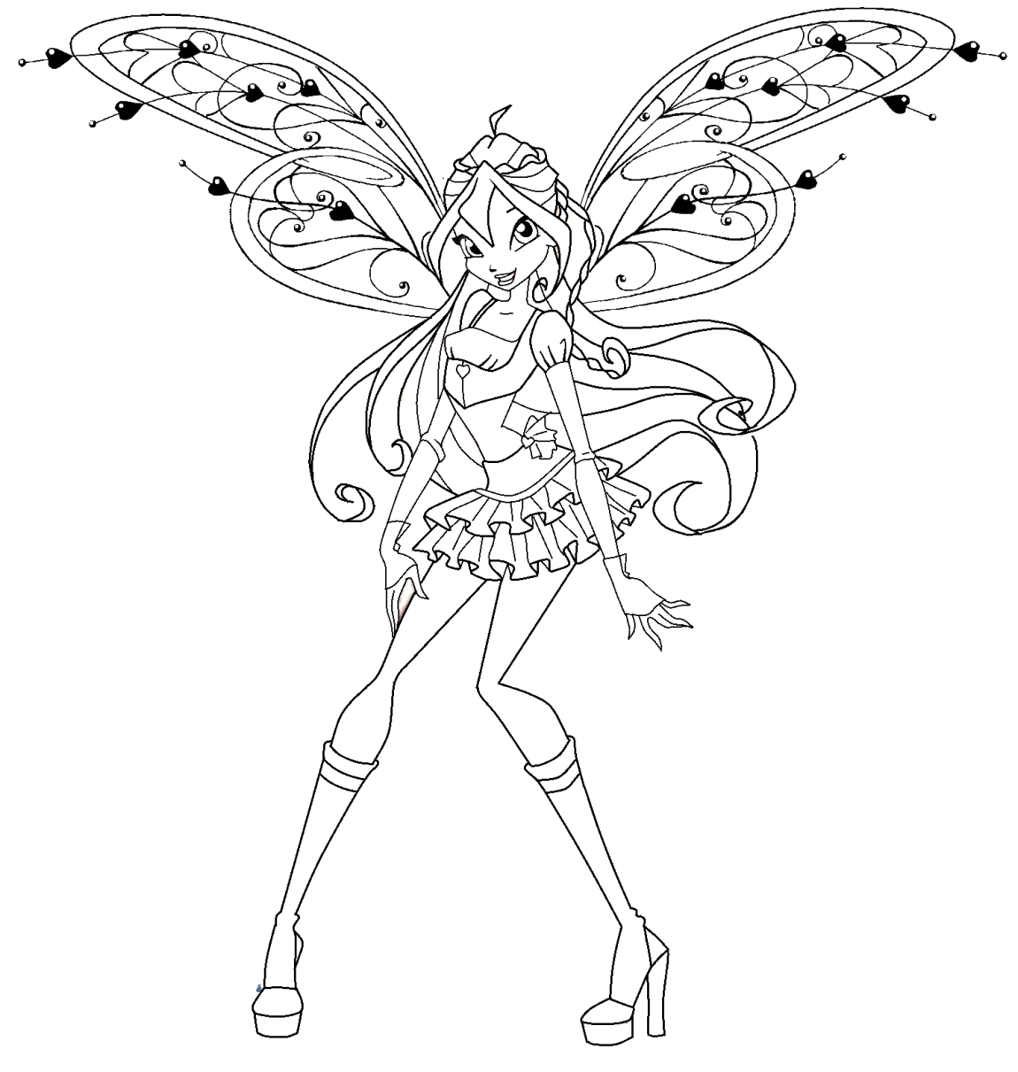 winx club bloom believix coloring pages winx club all colorear colorea a bloom believix coloring bloom club pages believix winx