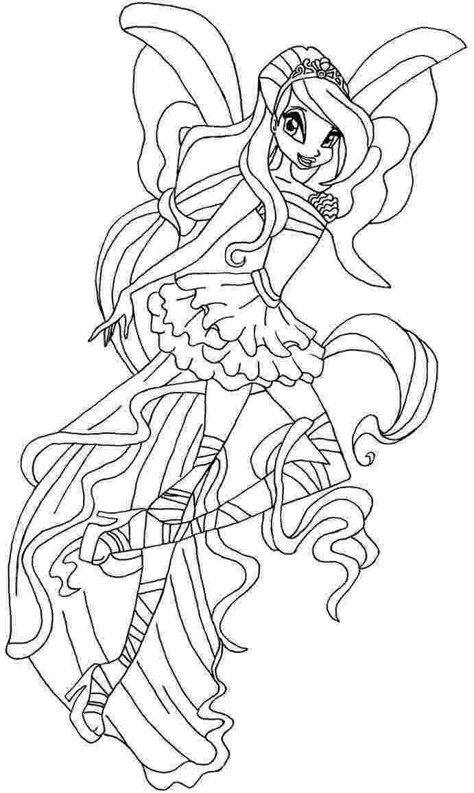 winx club bloom believix coloring pages winx club flora coloring pages free coloring pages club coloring winx believix bloom pages