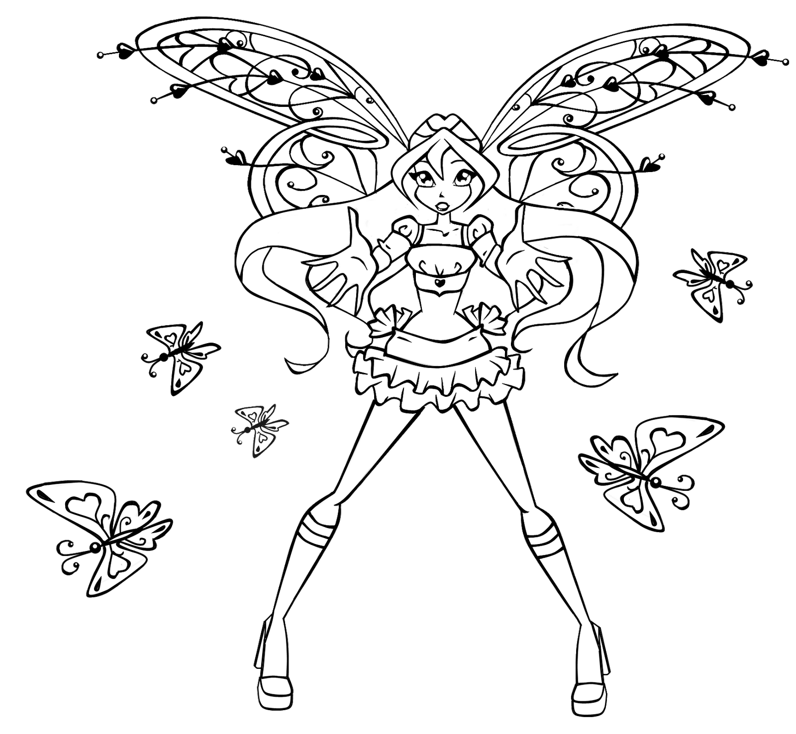 winx club bloom believix coloring pages winx harmonix coloring pages to download and print for free club pages believix coloring winx bloom