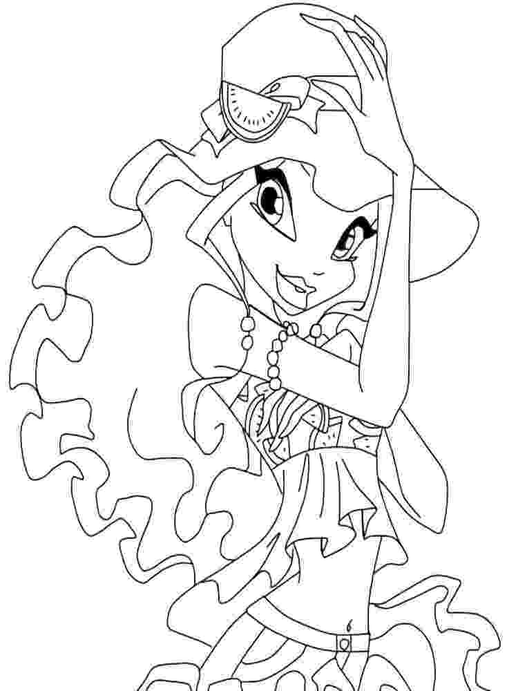 winx club coloring pages layla winx club coloring page bloom stella flora musa pages coloring layla club winx