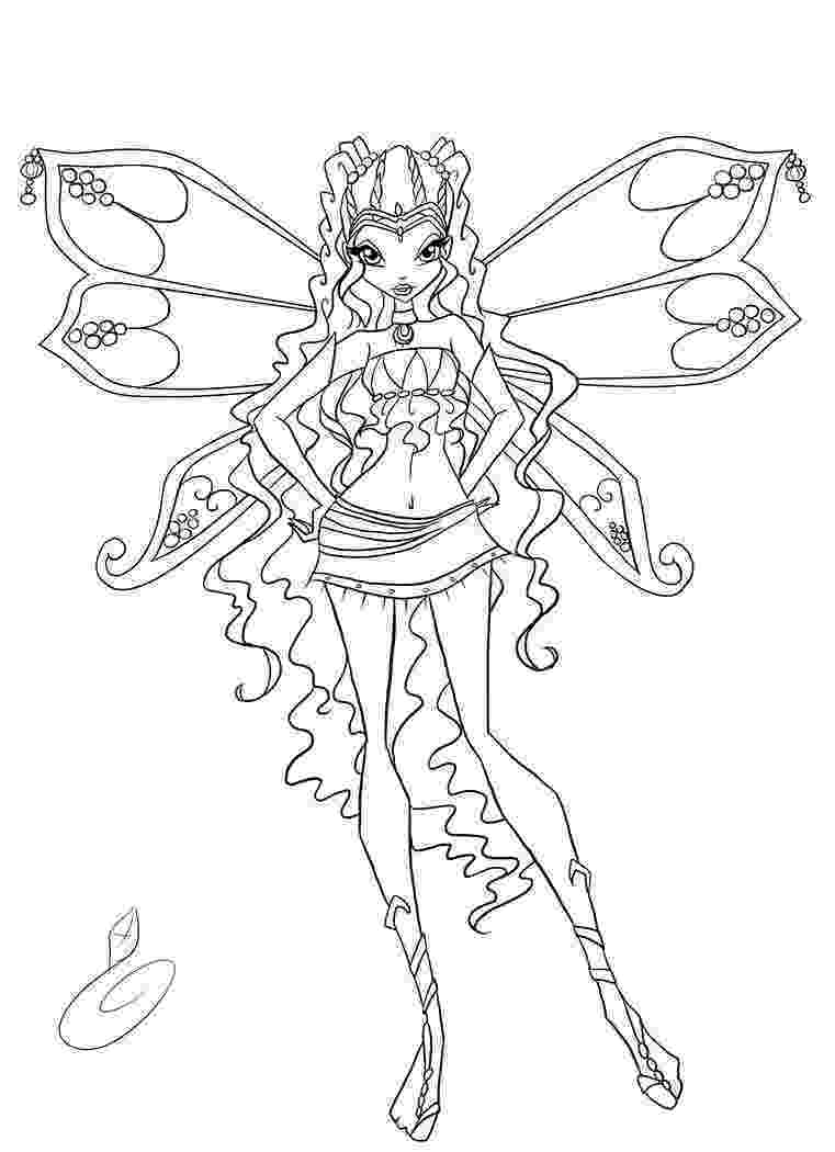 winx club coloring pages layla winx layla by elfkena on deviantart layla pages winx club coloring