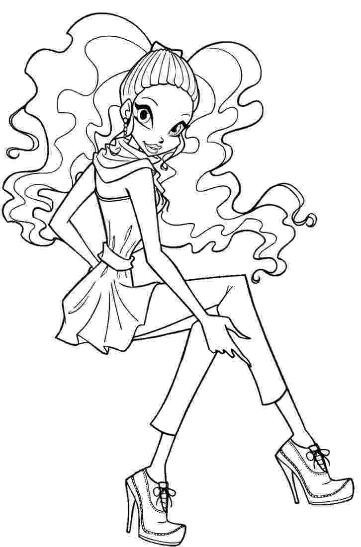 winx club coloring pages layla winx layla coloring pages download and print for free club coloring winx layla pages