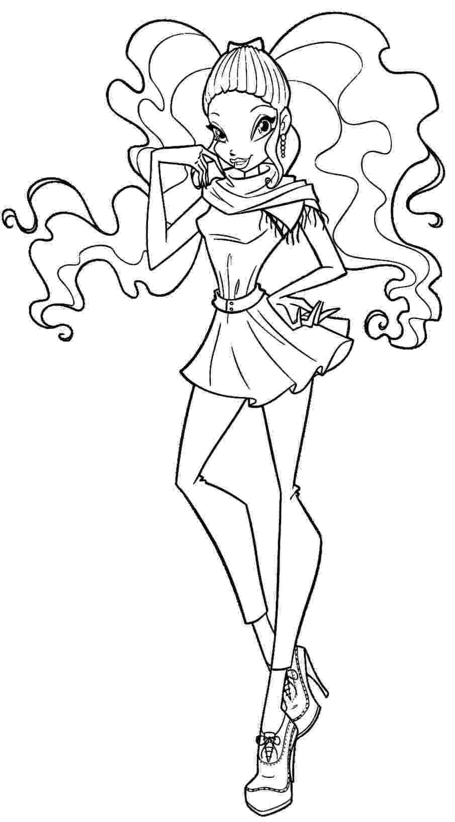 winx club coloring pages layla winx layla coloring pages download and print for free pages coloring layla club winx