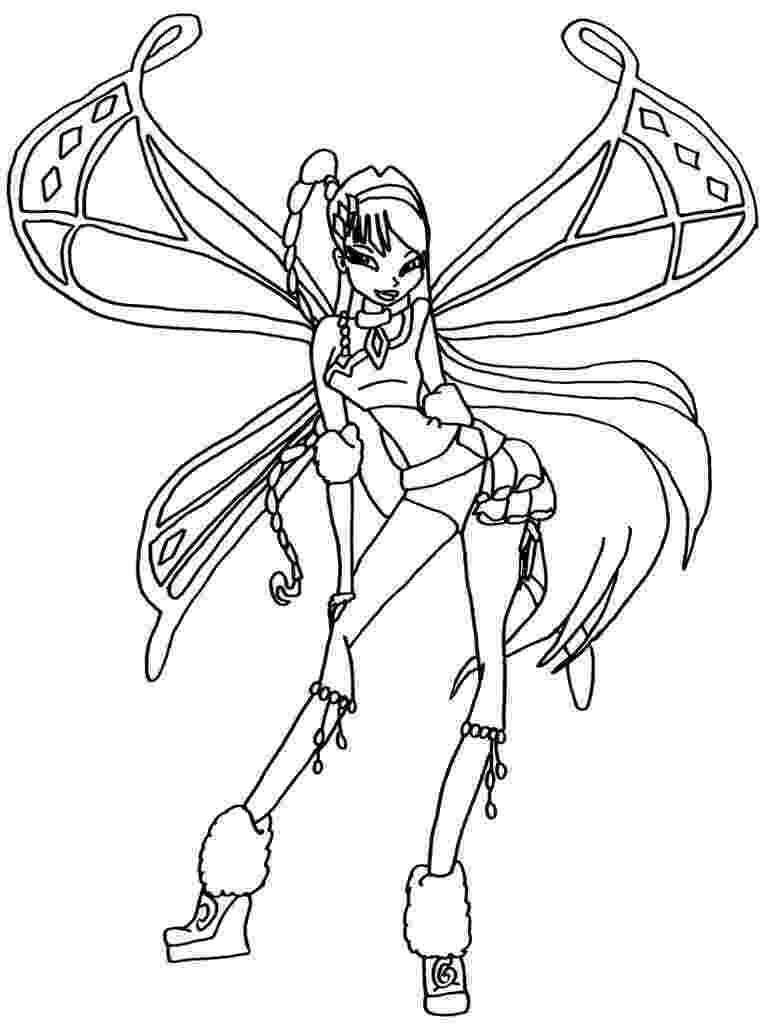winx club pictures black and white blackwhite musa sophix by elfkena on deviantart white pictures club winx and black