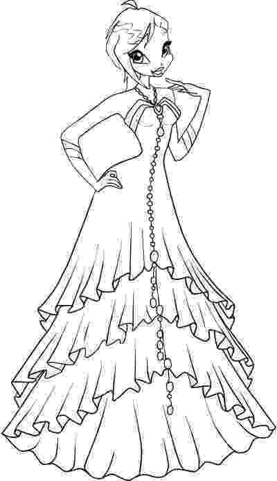 winx club pictures black and white winx club bloom coloring page free printable coloring pages pictures black and winx club white
