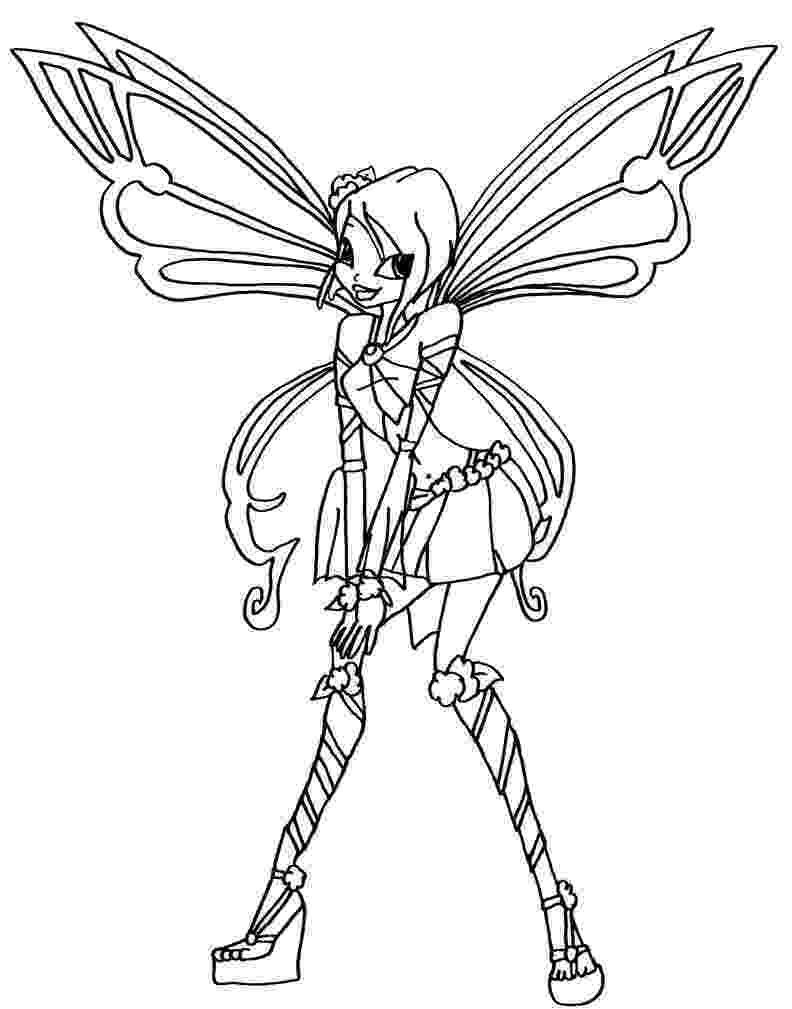 winx club pictures black and white winx princess coloring pages and black pictures club winx white