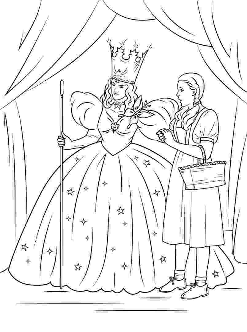 wizard of oz pictures to color wizard of oz coloring pages team colors pictures to of color oz wizard