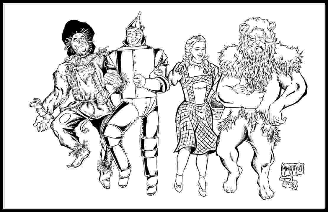 wizard of oz printable coloring pages top 15 free printable the wizard of oz coloring pages pages of coloring wizard oz printable