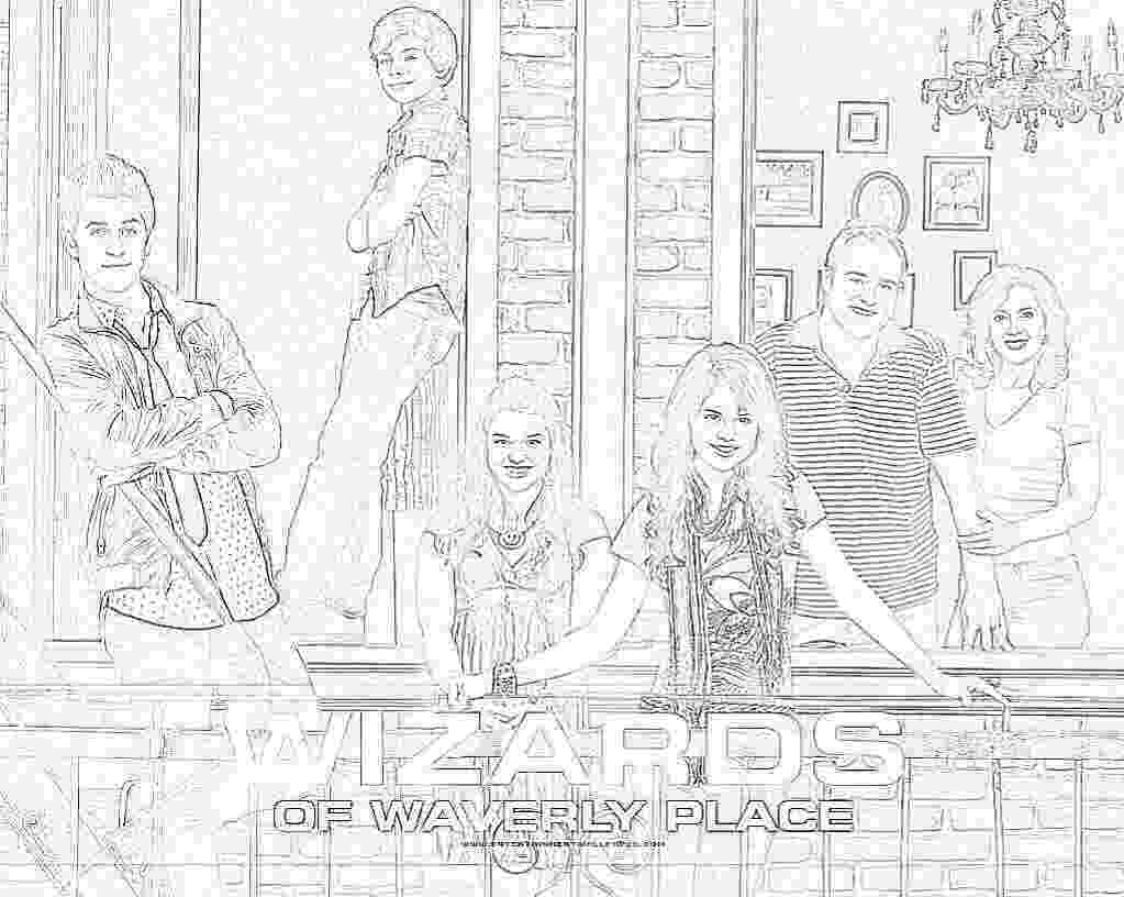 wizards of waverly place coloring pages wizard coloring coloring wizards of place coloring pages waverly