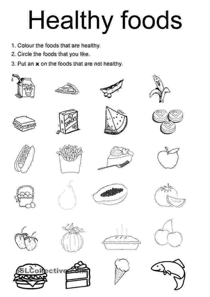worksheet for kindergarten food free food origins food groups worksheet ourtimetolearn for food kindergarten worksheet