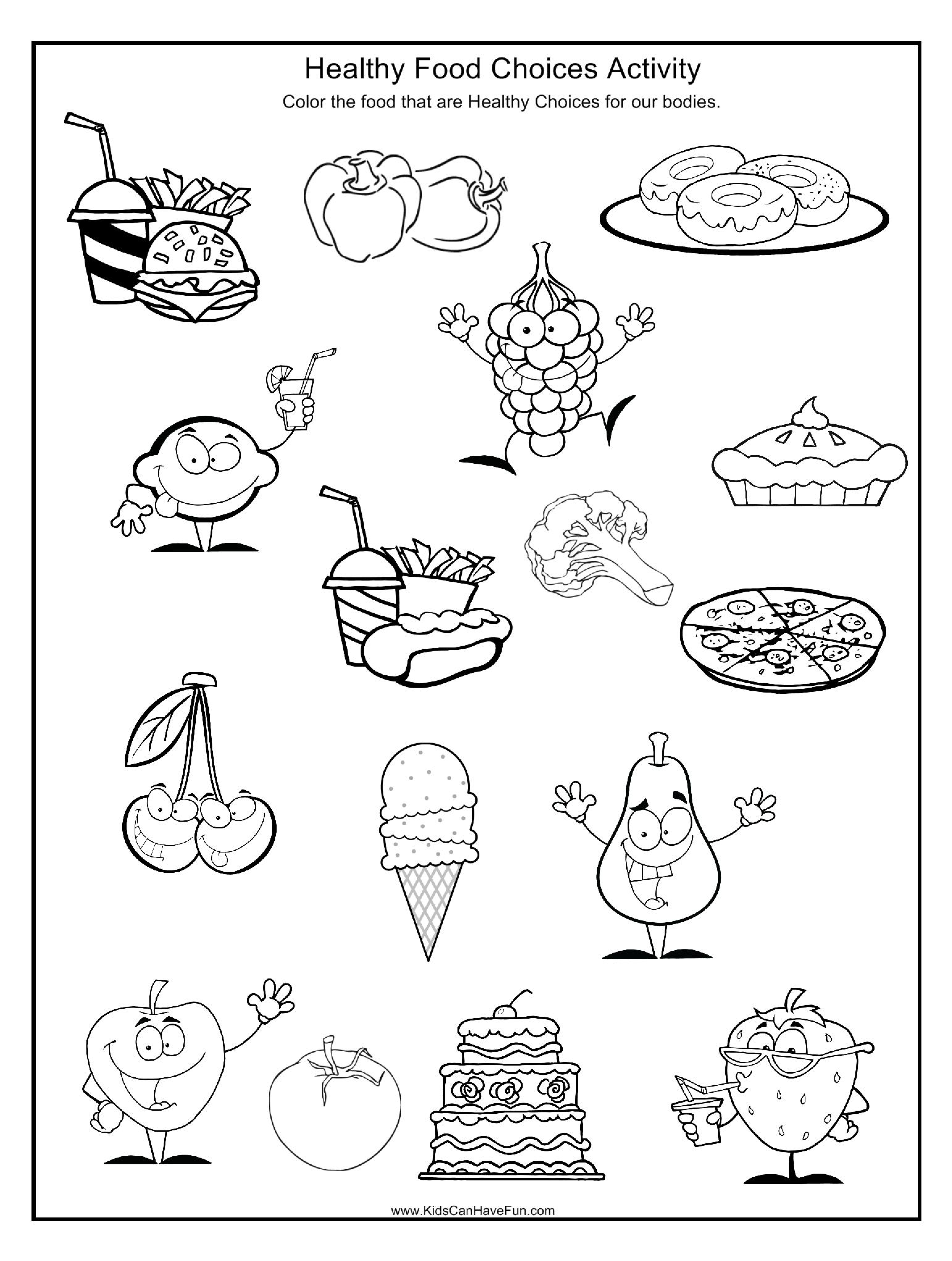 worksheet for kindergarten food image result for food worksheets for kindergarten pdf food for worksheet kindergarten